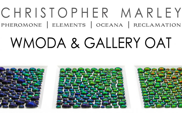 Christopher Marley Biophilia Exhibition, Dec 6, 2017 – Mac 31, 2018